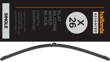 Halfords silicone wiper