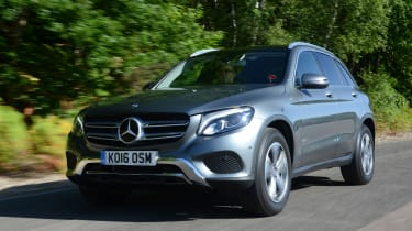 Long-term test review: Mercedes GLC - first report front tracking