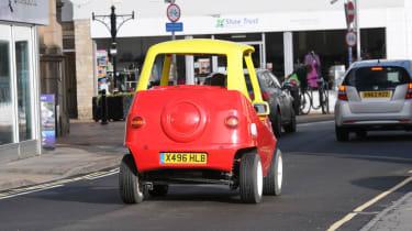 Cosy Coupe replica rear