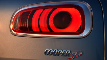 MINI Clubman ALL4 2016 - rear light