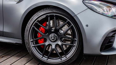 Mercedes-AMG E 63 S - wheel detail