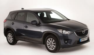 Mazda CX-5 used - front