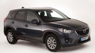 Mazda CX-5 used - front