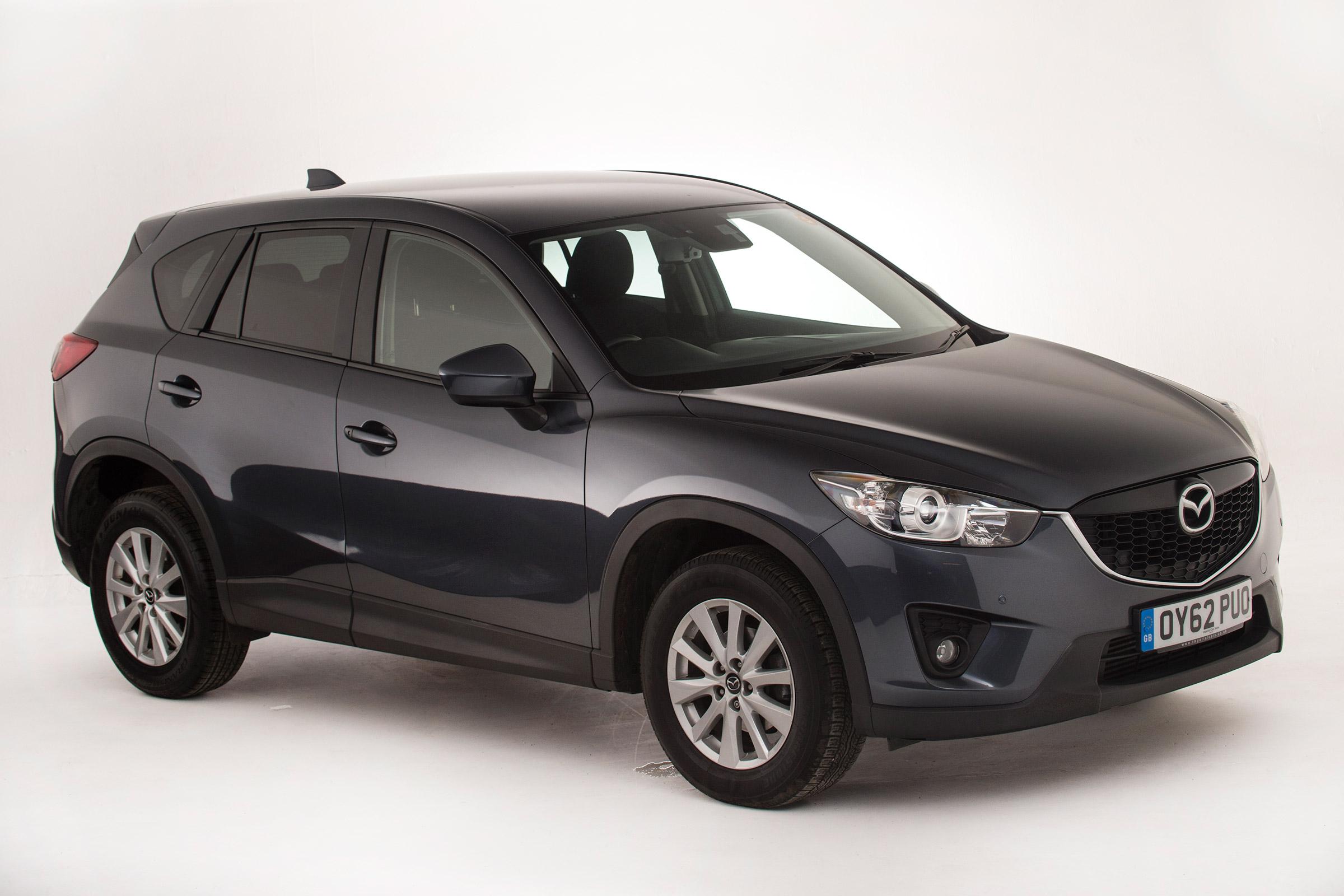 Kekurangan Mazda Cx 5 2012 Review