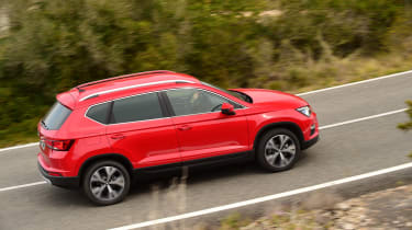 SEAT Ateca - side profile