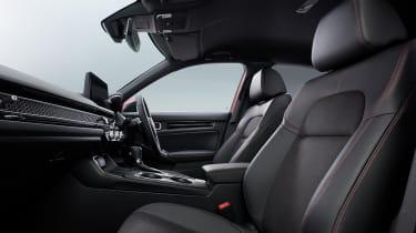 Honda Civic - front seats