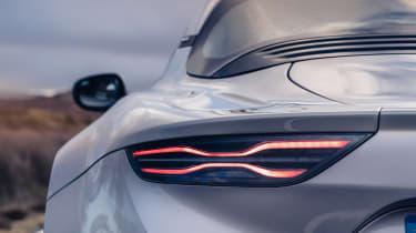Alpine A110 Legende GT - rear light