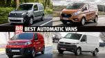 Best automatic vans