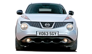 Used Nissan Juke review - full front