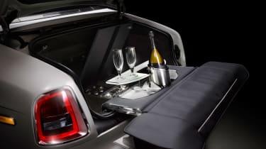 Rolls-Royce Phantom Zenith tailgate