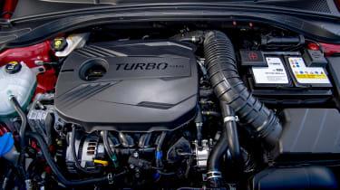Kia Ceed GT - engine