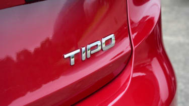 Triple test - Tipo - badge
