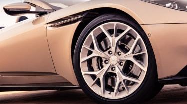 Aston Martin DB11 Volante - wheel