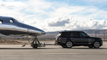 Land Rover Virgin Galactic - side