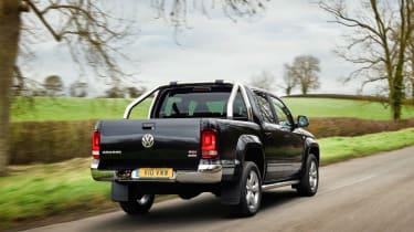 Volkswagen Amarok Ultimate edition rear