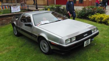 Coventry Motofest 2016 - DeLorean