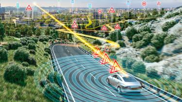 Accident free future - hazard detection