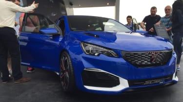 Peugeot 308 Hybrid R