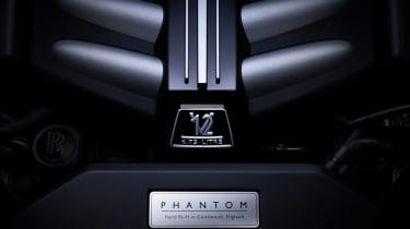 Rolls-Royce Phantom - engine