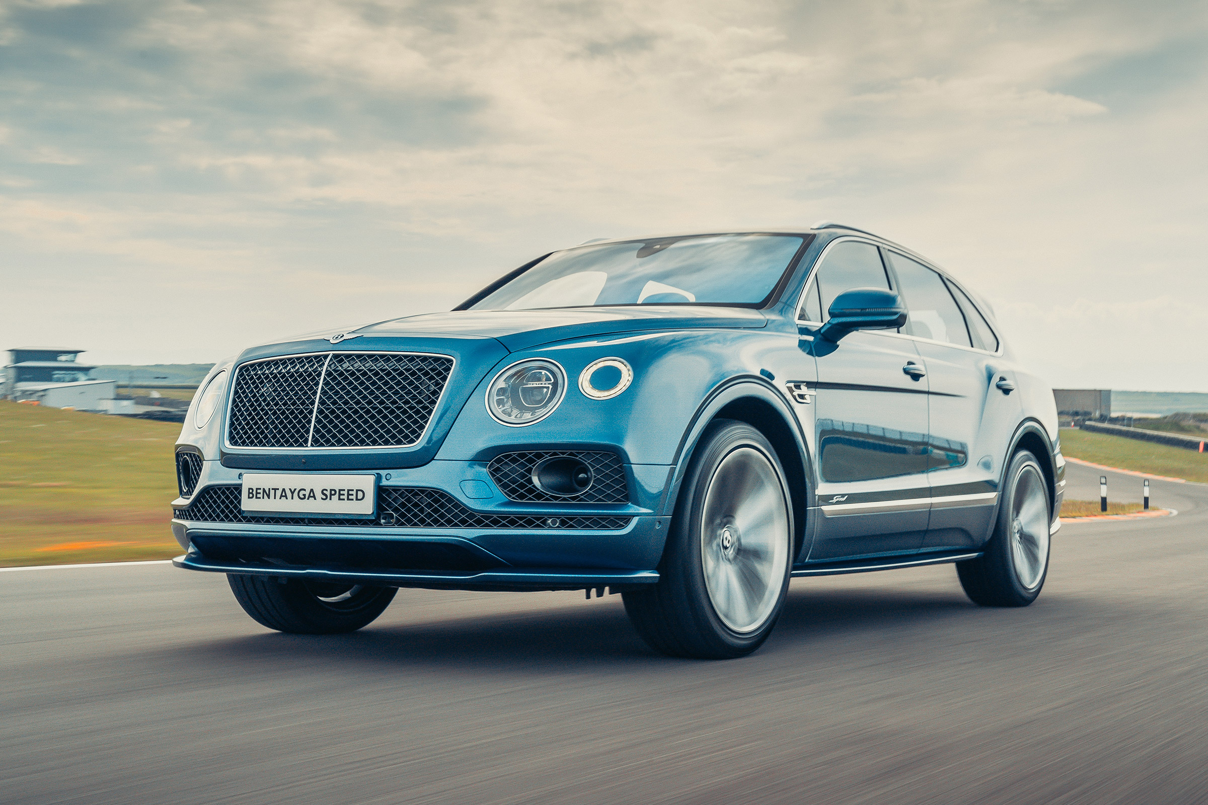 New Bentley Bentayga Speed 2019 Review Auto Express