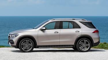 Mercedes GLE - profile