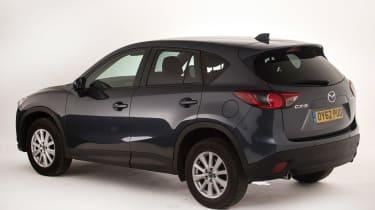 Mazda CX-5 used - rear