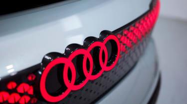 Audi Aicon concept - rear detail