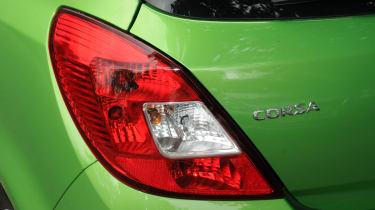 Vauxhall Corsa detail