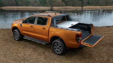 Ford Ranger Wildtrack - rear static