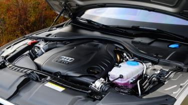Audi A7 Sportback engine