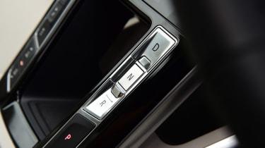 Jaguar I-Pace - centre console