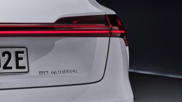 Audi e-tron 50 - badge