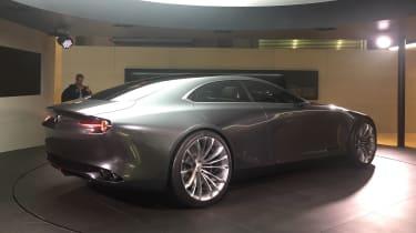 Mazda Vision Coupe concept - rear