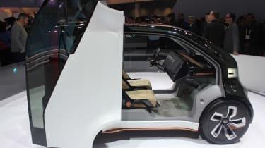 Honda NeuV - side