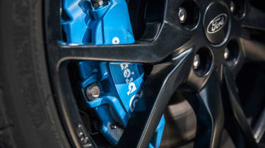 Ford Focus RS 2016 - brakes