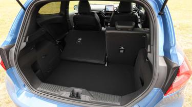 Ford Fiesta ST - boot