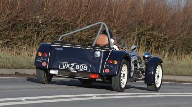 Caterham Seven SuperSprint - rear