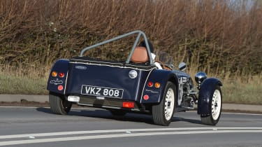 Caterham Seven SuperSprint - rear