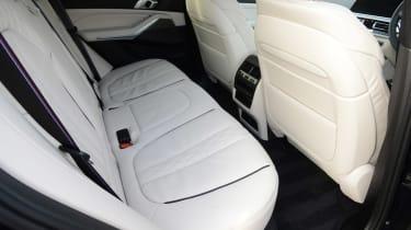 BMW X5 xDrive45e - rear seats