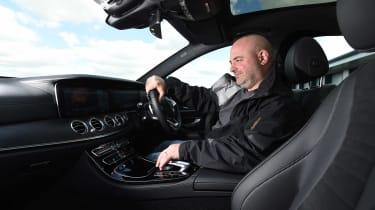 Mercedes E-Class Estate long term - first report Tom Barnard