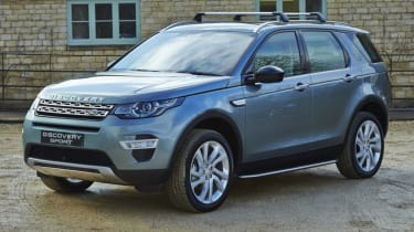 Chinese copycat cars - Land Rover Discovery Sport