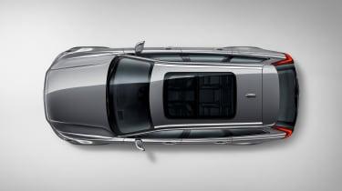 Volvo V90 Cross Country - studio overhead