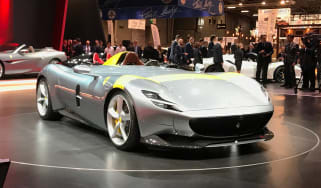 Ferrari Monza SP1 - Paris front