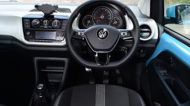 Volkswagen High up! 2016 - interior