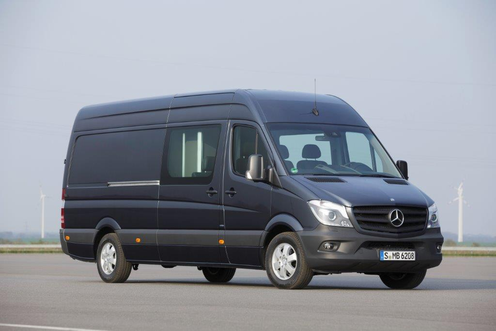 Mercedes Sprinter 2008 2018 Van Review Auto Express