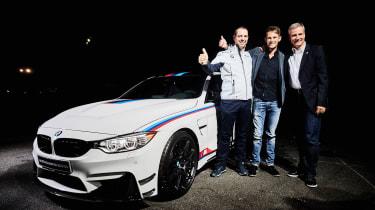 BMW M4 DTM Champion Edition - team