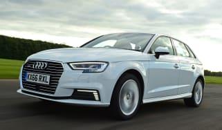 Audi A3 e-tron - front