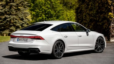 New Audi S7 Sportback - rear static