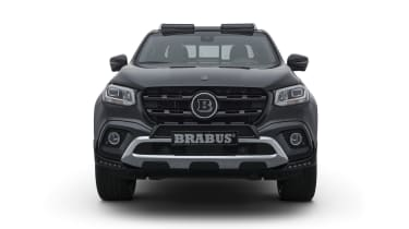 Brabus X-Class front