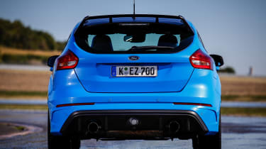 Ford Focus RS Edition - full rear static